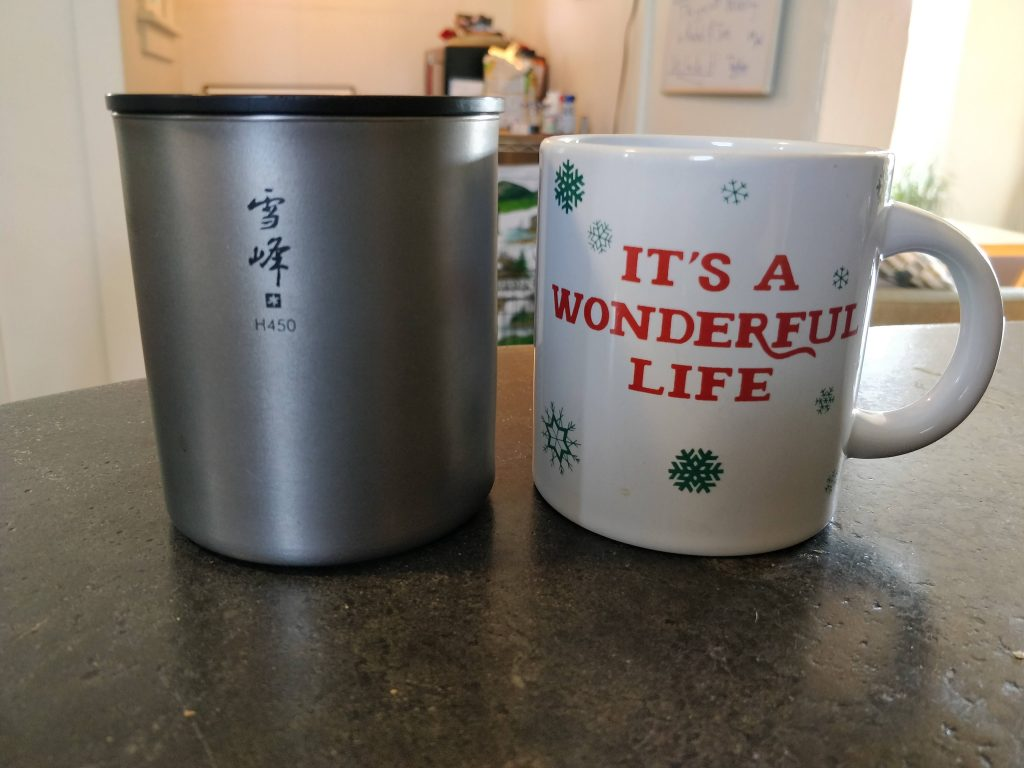 The Best backpacking mug vs the best house mug