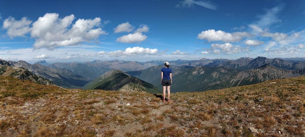 North Cascades loop hike