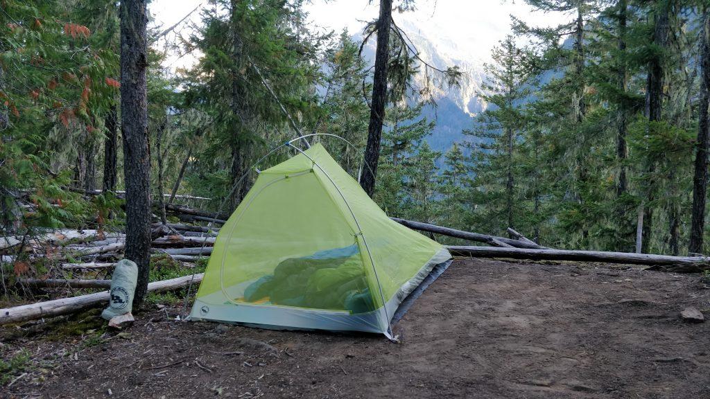 Ultralight tent review - Big Agnes Fly Creek 2 Platinum HV Tent